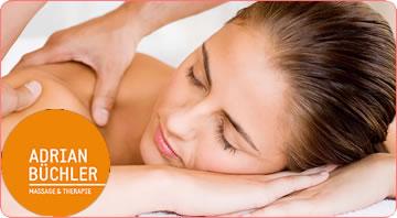 Adrian Büchler Massage & Therapie