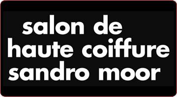 Salon de haute coiffure Sandro Moor