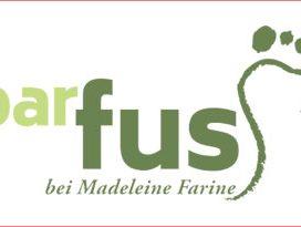 barfuss bei Madeleine Farine